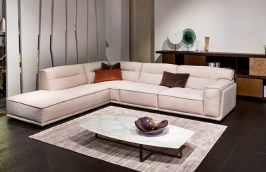 Natuzzi Italia Introduces Striking New Upholstery Designs And